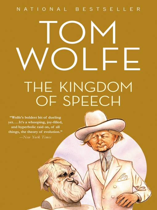 Cover of The Kingdom of Speech