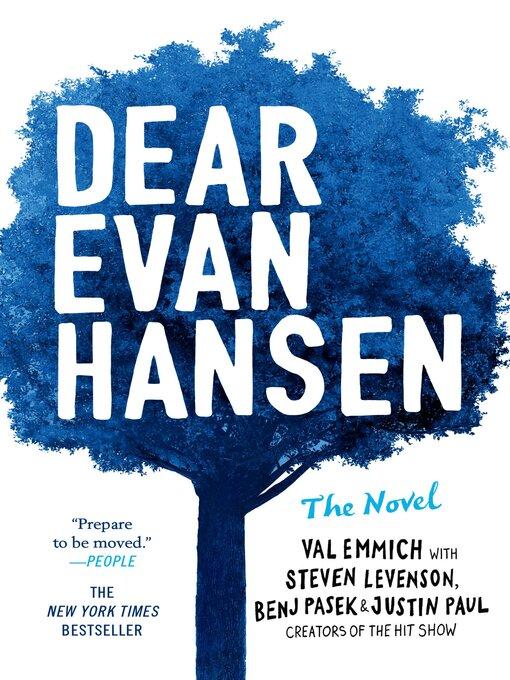 Cover image for Dear Evan Hansen