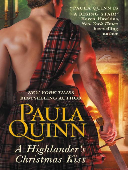Title details for A Highlander's Christmas Kiss by Paula Quinn - Wait list
