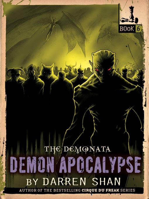 Title details for Demon Apocalypse by Darren Shan - Available