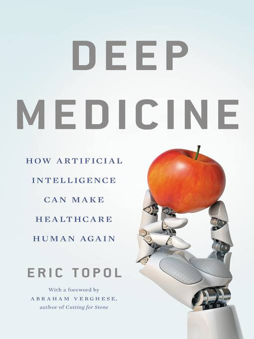 Cover of Deep Medicine
