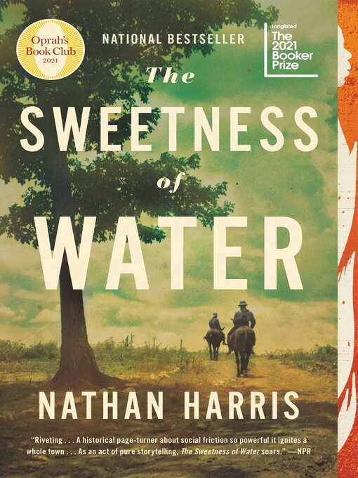 Title details for The Sweetness of Water (Oprah's Book Club) by Nathan Harris - Wait list