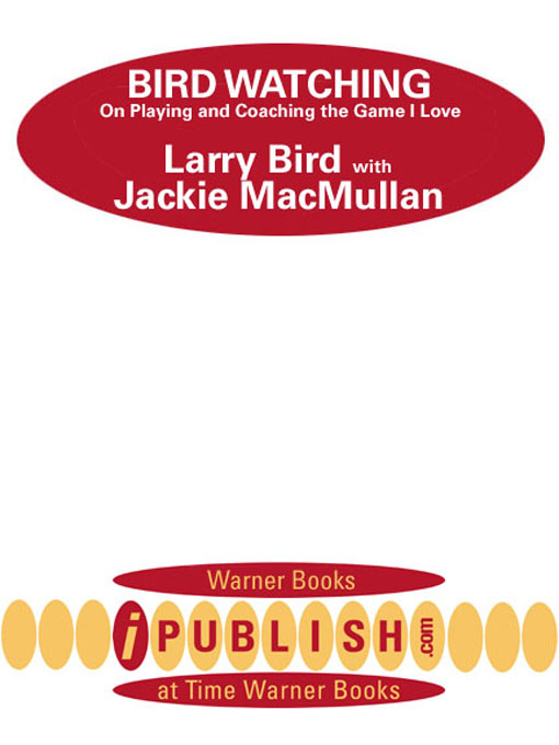 Title details for Bird Watching by Larry Bird - Available