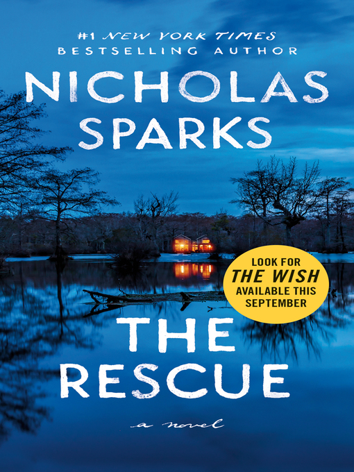 Title details for The Rescue by Nicholas Sparks - Available