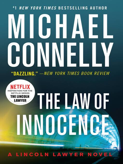Title details for The Law of Innocence by Michael Connelly - Wait list