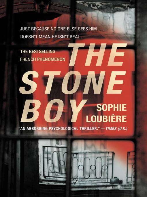 Title details for The Stone Boy by Sophie Loubière - Wait list
