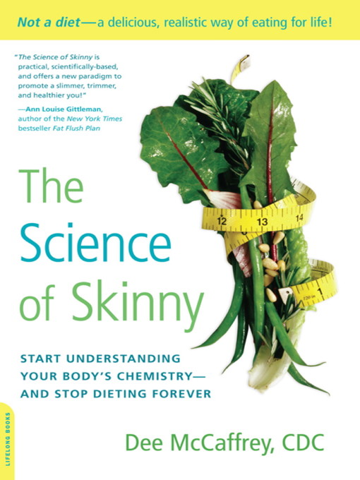 Cover of The Science of Skinny