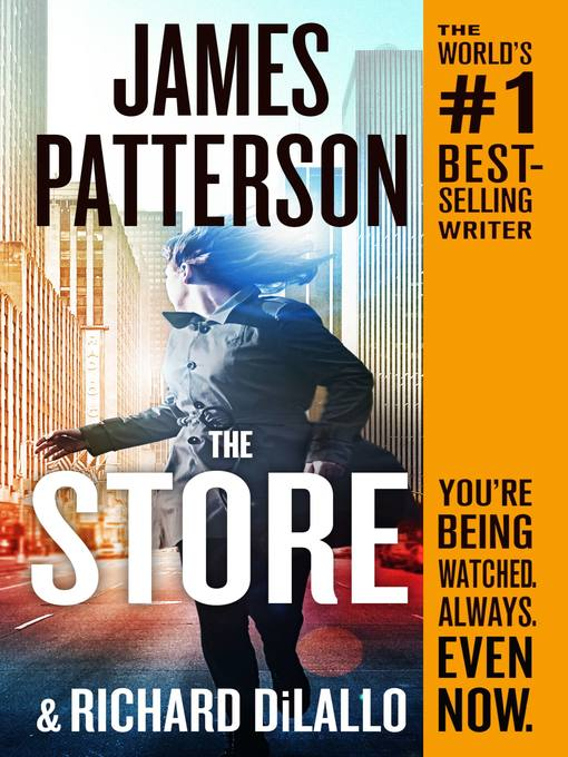 Title details for The Store by James Patterson - Wait list