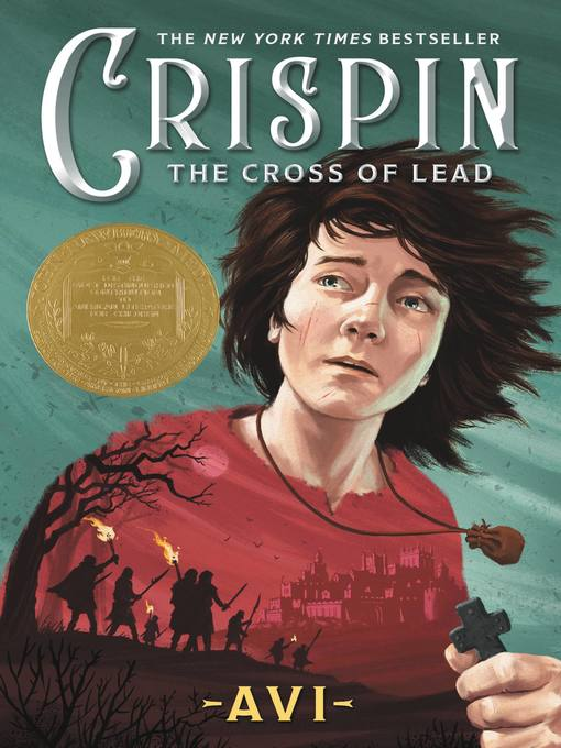 Cover image for book: CRISPIN--THE CROSS OF LEAD