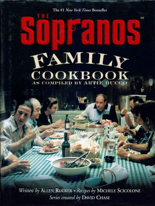 Cover of The Sopranos Family Cookbook