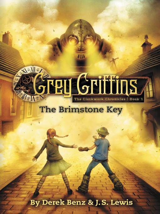 Title details for The Brimstone Key by Derek Benz - Available