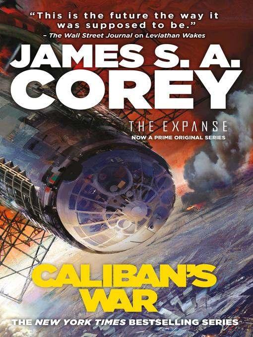 Title details for Caliban's War by James S. A. Corey - Wait list