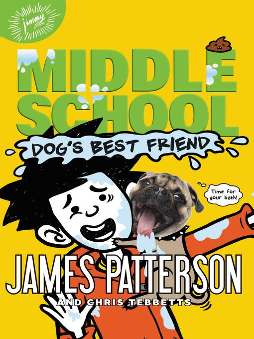 Cover of Middle School--Dog's Best Friend