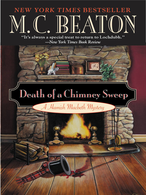 Title details for Death of a Chimney Sweep by M. C. Beaton - Wait list