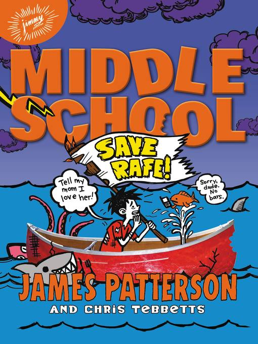 Title details for Save Rafe! by James Patterson - Wait list