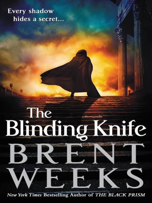 Title details for The Blinding Knife by Brent Weeks - Wait list