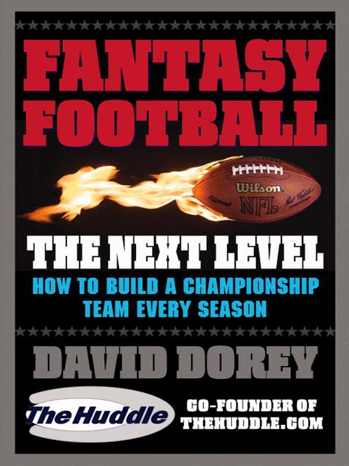 Title details for Fantasy Football the Next Level by David Dorey - Available