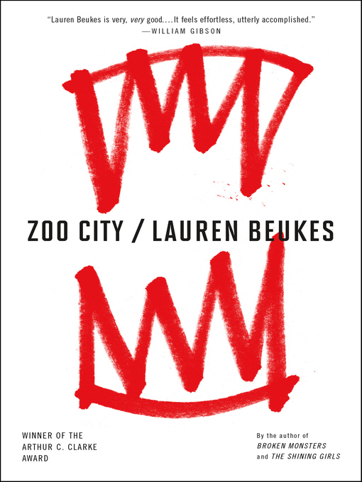 Cover of Zoo City