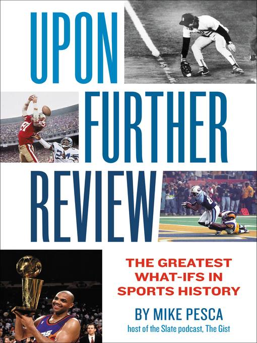 Cover image for book: Upon Further Review