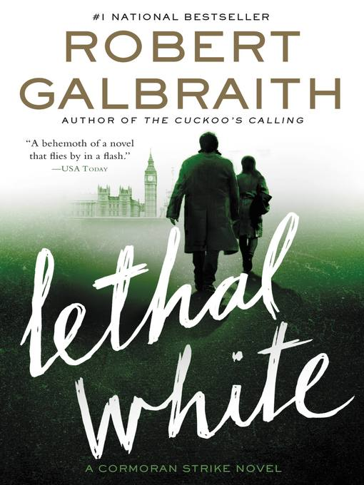 Title details for Lethal White by Robert Galbraith - Wait list