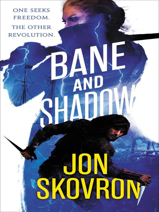 Cover of Bane and Shadow