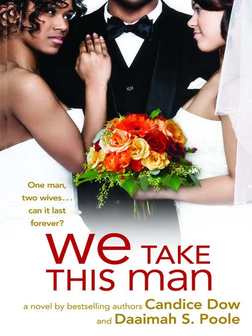 Title details for We Take This Man by Candice Dow - Available