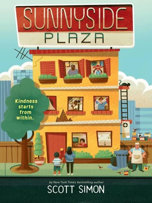 Title details for Sunnyside Plaza by Scott Simon - Wait list