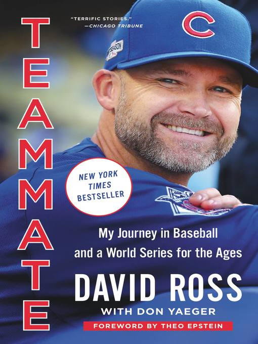 Title details for Teammate by David Ross - Wait list