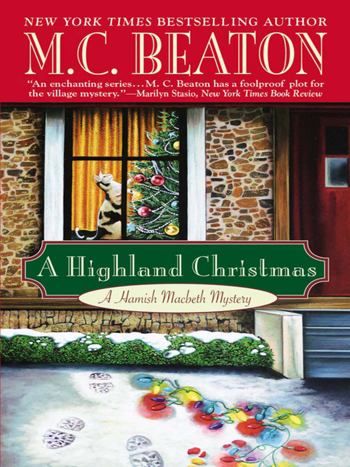 Title details for A Highland Christmas by M. C. Beaton - Available