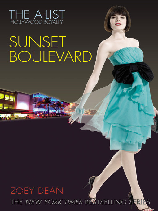 Title details for Sunset Boulevard by Zoey Dean - Available