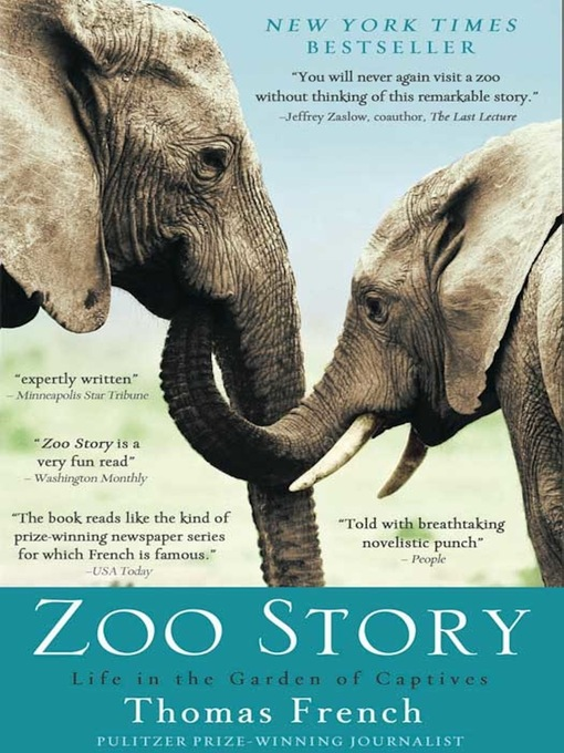 Cover of Zoo Story