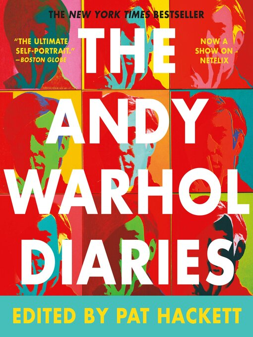 Title details for The Andy Warhol Diaries by Andy Warhol - Available