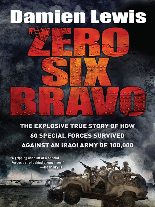 Cover of Zero Six Bravo