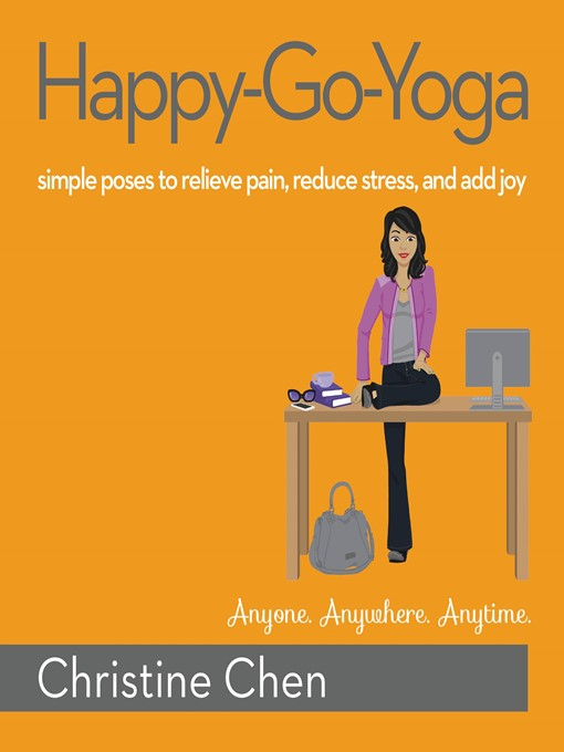 Title details for Happy-Go-Yoga by Christine Chen - Wait list