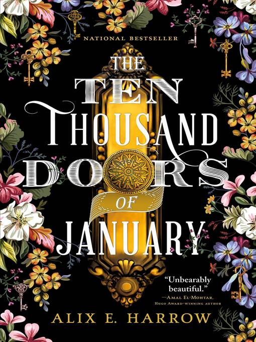 Title details for The Ten Thousand Doors of January by Alix E. Harrow - Wait list