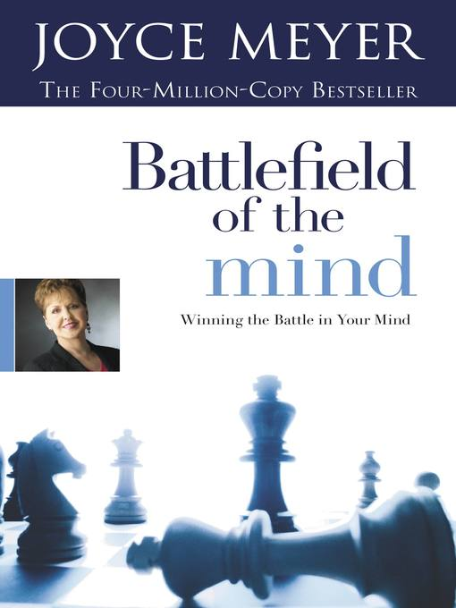 Title details for Battlefield of the Mind by Joyce Meyer - Wait list
