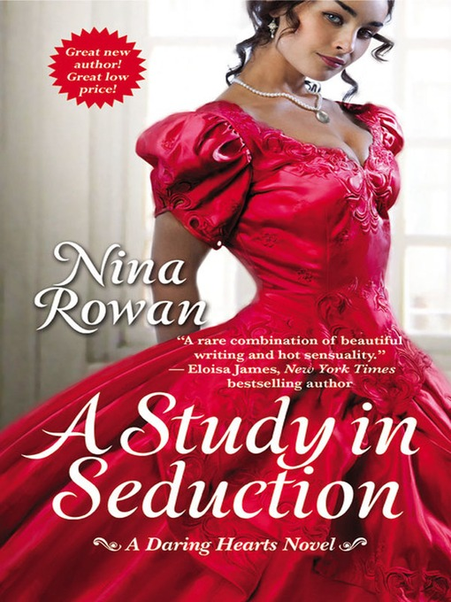 Title details for A Study in Seduction by Nina Rowan - Available