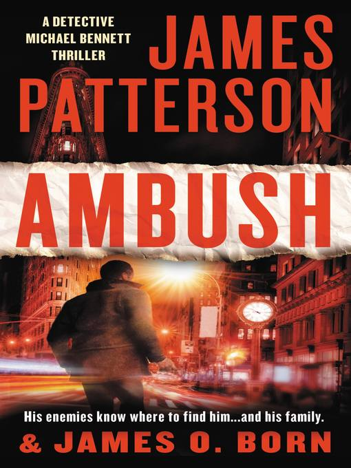 Title details for Ambush by James Patterson - Available
