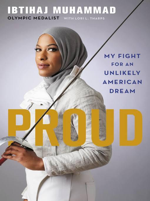 Title details for Proud by Ibtihaj Muhammad - Wait list