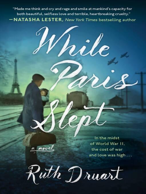 Title details for While Paris Slept by Ruth Druart - Wait list