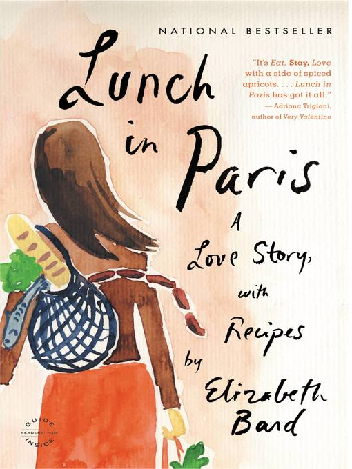 Title details for Lunch in Paris by Elizabeth Bard - Available