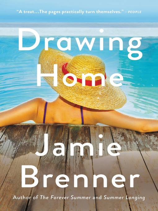 Title details for Drawing Home by Jamie Brenner - Available