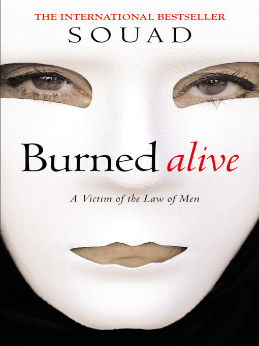 Title details for Burned Alive by Souad - Available