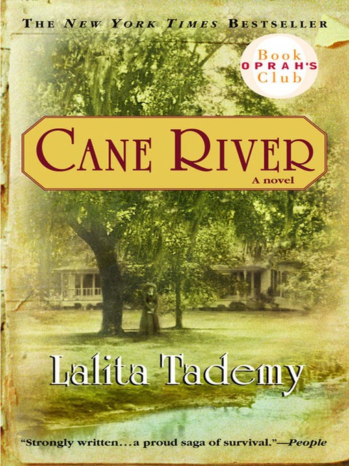 Title details for Cane River by Lalita Tademy - Wait list
