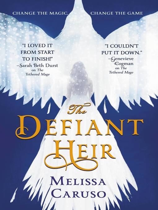 Title details for The Defiant Heir by Melissa Caruso - Wait list