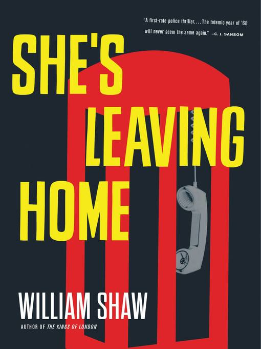 Title details for She's Leaving Home by William Shaw - Available