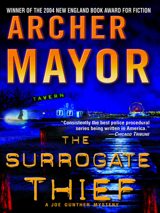 Title details for The Surrogate Thief by Archer Mayor - Available