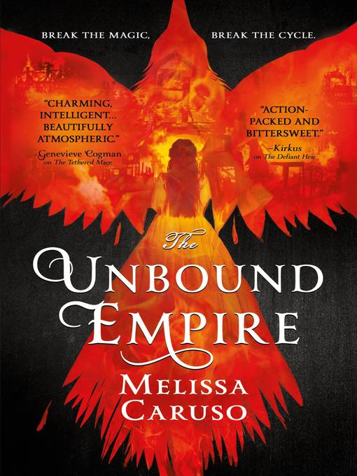 Title details for The Unbound Empire by Melissa Caruso - Wait list