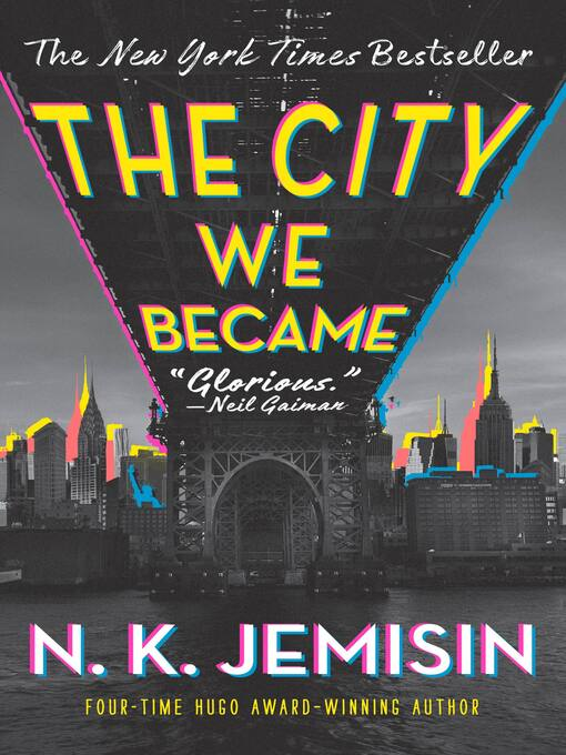 Title details for The City We Became by N. K. Jemisin - Wait list