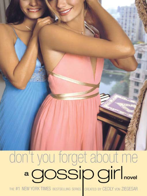 Title details for Don't You Forget About Me by Cecily von Ziegesar - Available